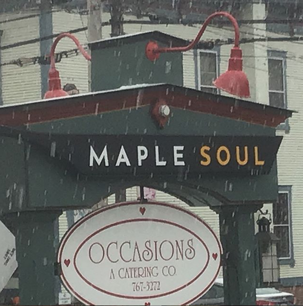 Maple Soul Sign
